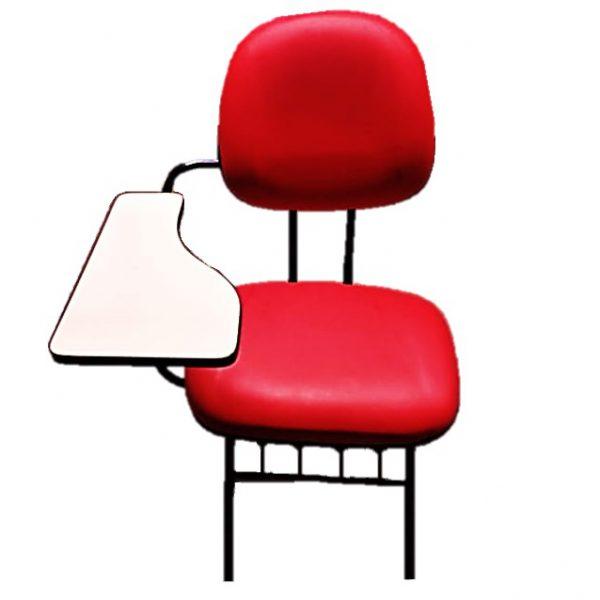 Cadeira executiva com braço basculante