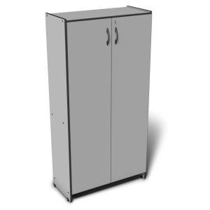 Armário alto de 15 mm com 2 portas